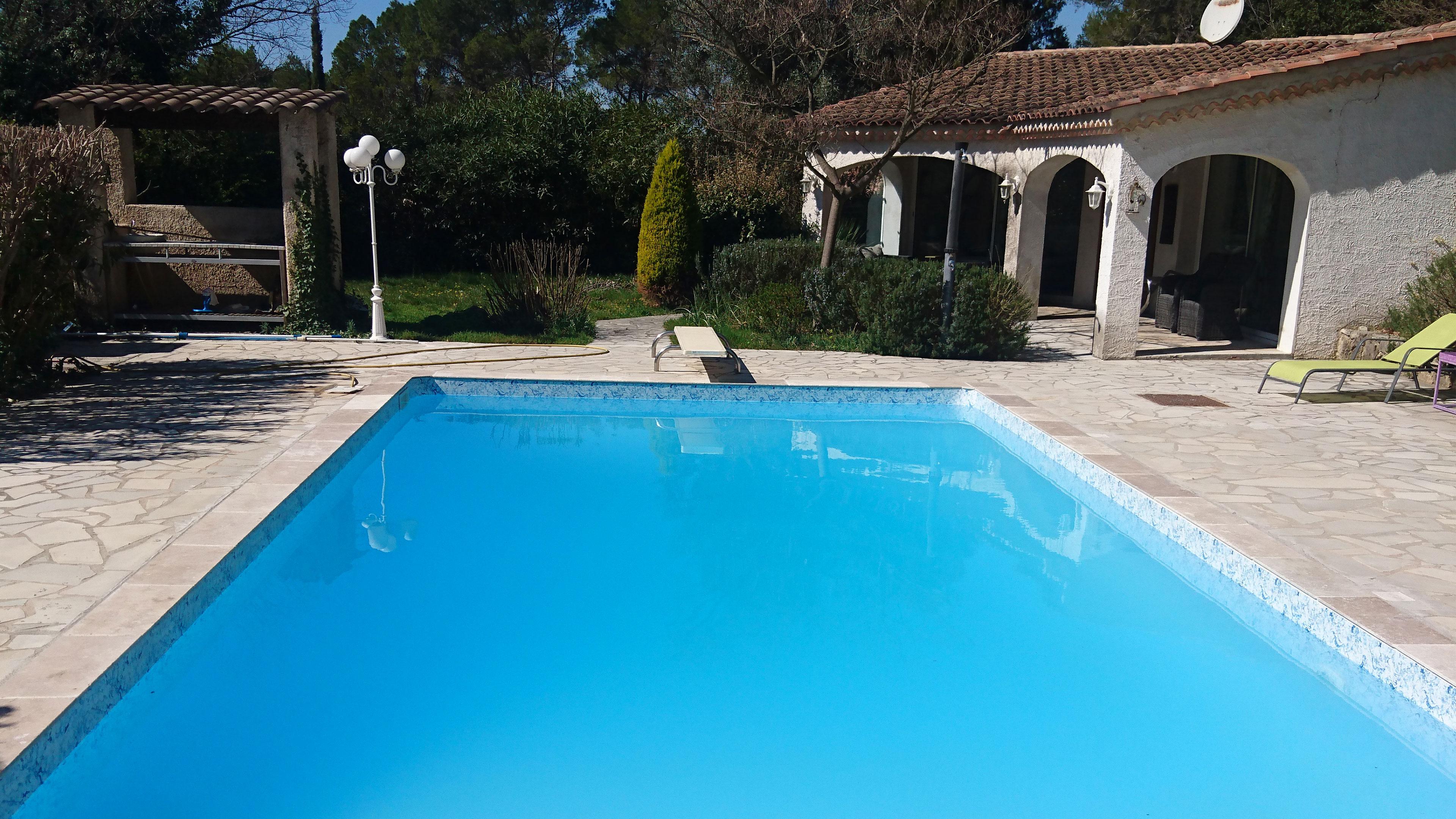 Estivage piscine